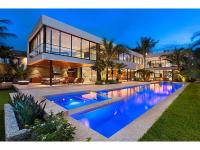 Stunning contemporary luxury home offers over 9,600