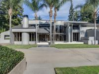 This Contemporary Luxury home boasts Visionary