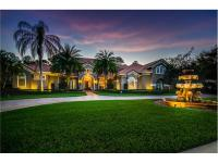 Extraordinary luxury home in gated Lake Mary on the