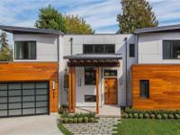 Elegant new home on Mercer Island by Damskov