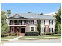 This beautiful home in sought after River Green has 6