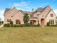 Gorgeous, one owner, custom built home on over 3 acres
