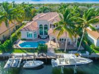 This Home Has It All! Florida Waterfront Living At Its