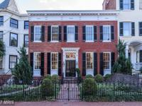 Spectacular 6BR/6.5BA in the heart of Georgetown's East