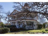 Beautiful 1904 Victorian home: six bedrooms, six full