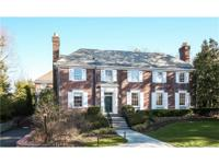 Sun-drenched Georgian Colonial masterpiece with nine