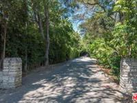 Incredibly secluded and private, rare Beverly Hills