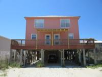 SAND DAYS EAST & WEST - GULF FRONT DUPLEX! DOUBLE the