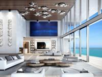 154 flow-through residences with direct ocean and bay