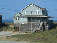 Here is a classic Outer Banks oceanfront home that