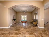 Beautiful 6 bedroom on premium, oversized lot in gated