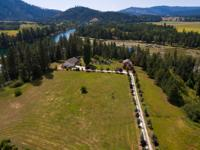 North Idaho Dream Property 27 awesome acres, 3600 sf