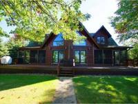 Big Sandy Lake custom,quality built home.Split entry
