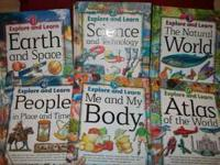 "6 ""Southwestern"" Children's Encyclopedia's. Volume's"