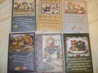 very cute sachets with nice sayings on them..country