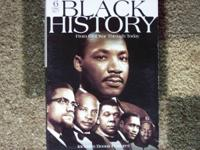 This 6 dvd set covers a vast amount of Black History