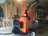 I am selling my Bearcat Chipper. I bought it new 2 yrs.