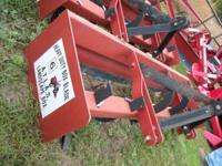 ATLAS 6 FT BOX BLADE $600 CALL JIMMY AT  Location:
