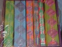 Harry Potter Books of 6 1. Harry Potter and the