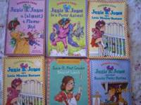 6 Junie B Jones books for sale. $6 for all.  Location: