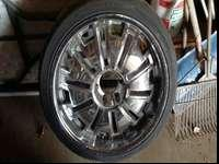 Nice rims selling don't have no use 4 them anymore 3