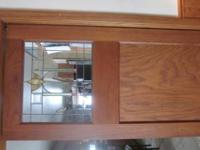 1920s Doors Mint Condition 4 Stained Glass 2 Beveled