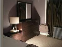 I have for sale a 6-piece bedroom furniture set