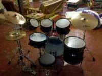 For Sale I have a 6 piece Pearl EX Export Series