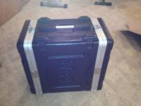 I have a Gator GR-6 rack case in like-new condition.