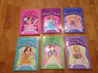 "6 ""The Tiara Club"" paperback books.  Like new."
