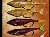 SKINNY WATER ARSENAL THE STOKER LURE - THESE LURES ARE