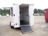 6 x 12 Do it yourself Shaved Ice or Concession Trailer,