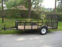 I have a 6 x 12 Utility Trailer in Excellent
