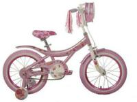 My daughter received this bike for xmas 2011. She has