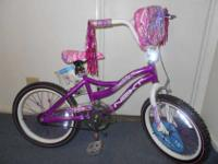 "This is a Brand New 18"" Girls Misty bike.You have the"