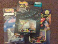 I have 20 various Hot Wheels Procircuit cars still in