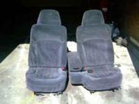 60/40 seats from 96 sonoma. good condition.75.00o.b.o.