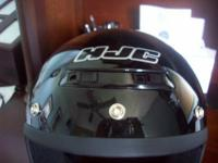 HJC CS-5 CS5 CRUISERN BLACK MOTORCYCLE Open-Face-Helmet