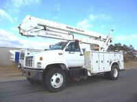Stock # C193001 2007 Altec Bucket Truck International