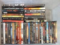 60 DVD Movies  Only $50 !!  * Option to buy any movie