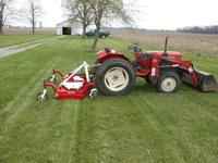 "Rhino FM60, 60"" Side Discharge Finish Mower. New"