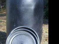 Nice 60 gallon food grade barrels. These things are