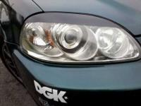 I FOR SALE MY HEADLAMPS PROJECTORS CHROME IN NEW