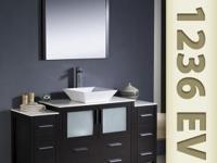 Our Torino line of bathroom vanities is amazingly