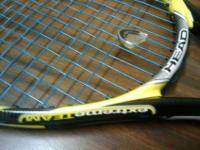 GET A RACQUET FITTED TO YOUR GAME! If you are unsure