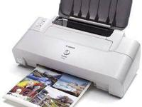 The Canon Pixma iP1600 offers impressively fast,