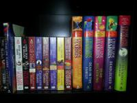 I have the entire set of Sookie Stackhouse books plus