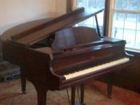 Krell 5' Grand Piano SERIAL # 229547. Market value