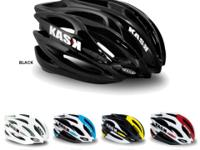 The superior quality of the KASK Road Bike Helmets