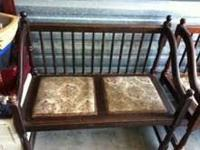 These Sitee's are very old. I repaired one of the seats